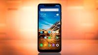 Pocophone F1 im Preisverfall: Xiaomi-Handy zum Schleuderpreis erhältlich