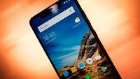 Xiaomi Pocophone F1: Akkustand in Prozent anzeigen – geht das?