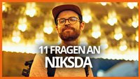 10 Fragen an: Niksda (+ Bonusfrage)