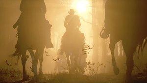 Red Dead Redemption 2 sattelt Launch-Trailer, hier kannst du ihn reiten