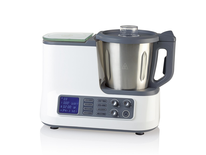 Thermomix-Kopie ab heute bei Aldi: Quigg-Küchenmaschine für unter ...