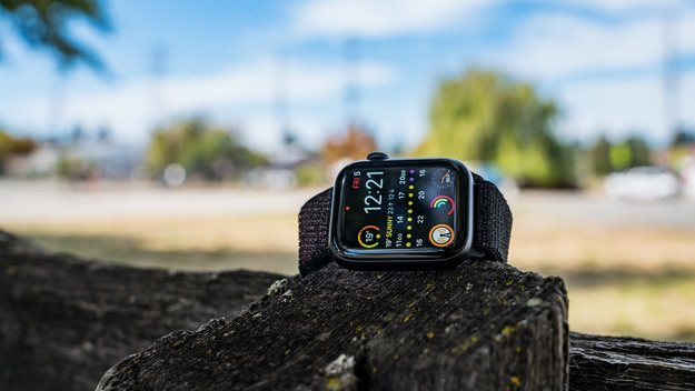 Apple Watch Series 4 im Test