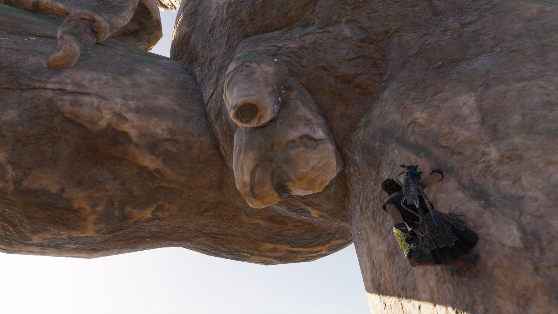 Erklimme Den Penis Der Gotterstatue In Assassin S Creed Odyssey