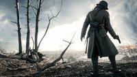 Spieler von Battlefield 1 stoppen Schusswechsel am Tag des Waffenstillstands in den USA