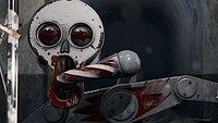 Atomic Hearts Horror-Clown ist womöglich das Fürchterlichste, was du heute auf GIGA GAMES sehen wirst