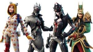 Fortnite: Neuer Skins-Leak, werde zum Spinnen-Ritter