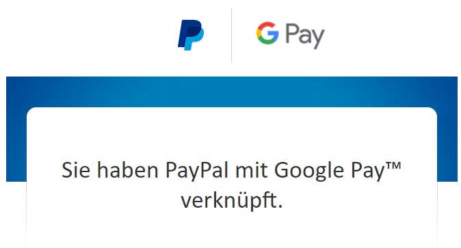 Google Pay Mit Paypal