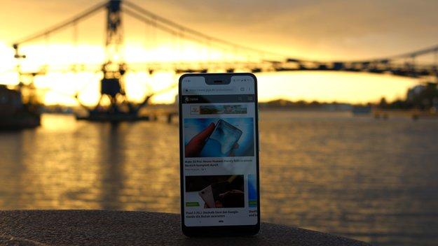 Google Pixel 3 XL wird zum Nachtsichtgerät: So gut ist der Nachtmodus wirklich