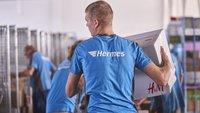Rekordgeschäft: Hermes macht Pakete zu Weihnachten teurer