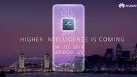 Huawei Mate 20 Pro: Livestream des Smartphone-Spektakels hier anschauen
