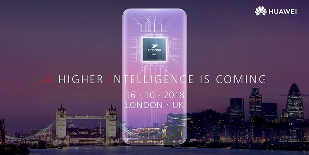 Huawei Mate 20 Pro: Watch livestream of the smartphone spectacle here