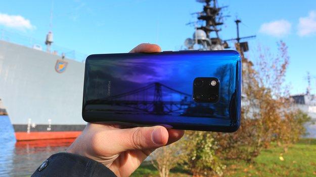 Huawei Mate 20 Pro: Neues Update behebt alte Schwächen
