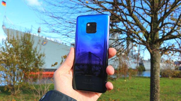 Huawei Mate 20 Pro im Test: So gut ist das 1.000-Euro-Smartphone wirklich