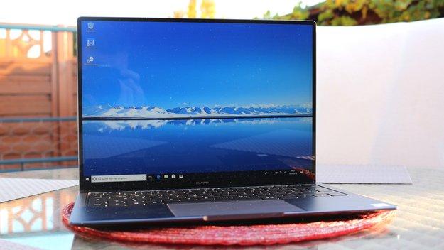 Huawei MateBook X Pro im Test: Windows-Notebook der Oberklasse