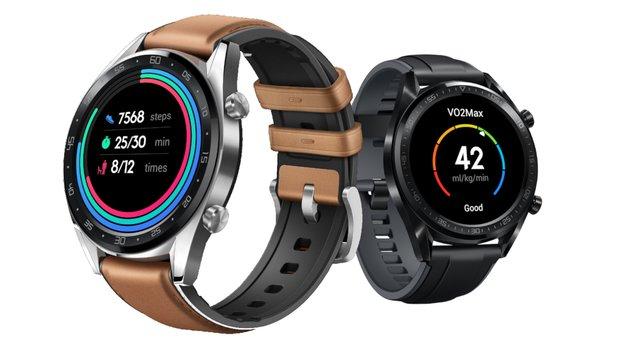 Watch GT vorgestellt: Huawei löst das größte Smartwatch-Problem