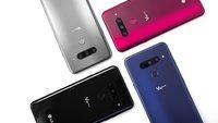 LG V40 ThinQ vorgestellt: Preis, Release, technische Daten, Bilder und Video