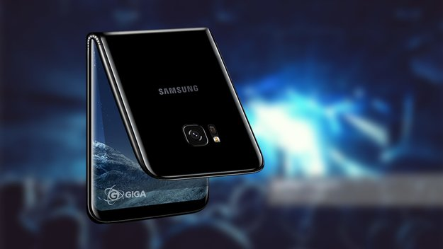Handy-Revolution: So groß wird Samsungs faltbares Galaxy-Smartphone