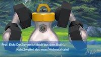 Pokémon Go: Melmetal – Weiterentwicklung von Meltan offiziell angekündigt