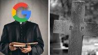 Googles Friedhof: 23 Projekte, die vom Mega-Konzern zu Grabe getragen wurden