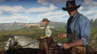 Red Dead Redemption 2: Big Foot im Wilden Westen gesichtet