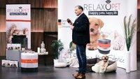 RelaxoPet aus die Höhle der Löwen kaufen: Entspannungsgerät für Hunde, Katzen, Vögel und Pferde