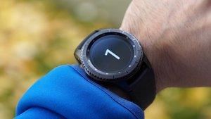 Samsung Gear S3 im Preisverfall: Smartwatch aktuell günstig bei Amazon erhältlich (vergriffen)