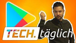 Android-Smartphones bald ohne Play Store, Pixel 3 zum Schnäppchenpreis und iPhones schneller laden – TECH.täglich