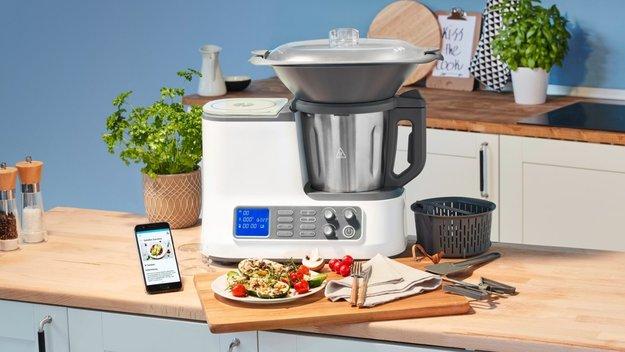 Thermomix-Kopie ab heute bei Aldi: Quigg-Küchenmaschine für unter 230 Euro – lohnt sich der Kauf?