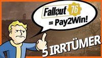 Fallout 76: Die 5 größten Irrtümer aufgeklärt