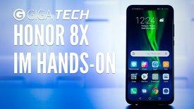 Honor 8X angeschaut: Hands-On zum Pre...