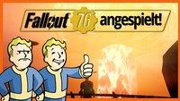 Fallout 76 angespielt: Wir waren drei Stunden im Ödland unterwegs