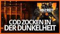 Call of Duty - Black Ops 4: Zocken in der Dunkelheit mit Vantablack