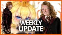 Weekly Update: PS Plus-Spiele für November geleakt & Nintendo hat #Bowsette erfunden