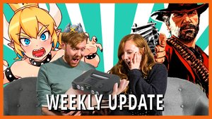 Weekly Update: Neuer PS4-AAA-Titel, Bilder-Leak zu N64 Mini, Nike & PlayStation Sneaker