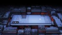 Schön, aber Fake: Xiaomis transparentes Smartphone schummelt sich hübsch