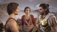 Assassin's Creed Odyssey: Alle Enden und Entscheidungen - so seht ihr den besten Abspann