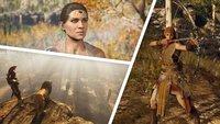 Assassin's Creed Odyssey: Alle legendären Tiere - Fundorte und Belohnungen
