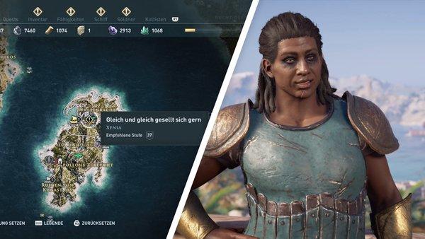 Assassin S Creed Odyssey Romanzen Alle Liebesabenteuer Und Wo