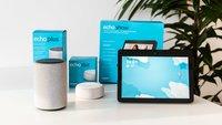 Amazon: Bis zu 50 Euro sparen bei Echo, Fire TV, Kindle und Ring – alle Geräte in der Übersicht
