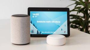 Alexa zum Sparpreis: Amazon reduziert Echo- und Fire-Geräte drastisch