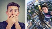 25 unfassbare Selfies, die euch in Angst und Schrecken versetzen