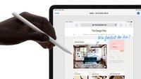 Apple Pencil 1 & 2: Unterschiede und Kompatibilität der Stifte fürs iPad
