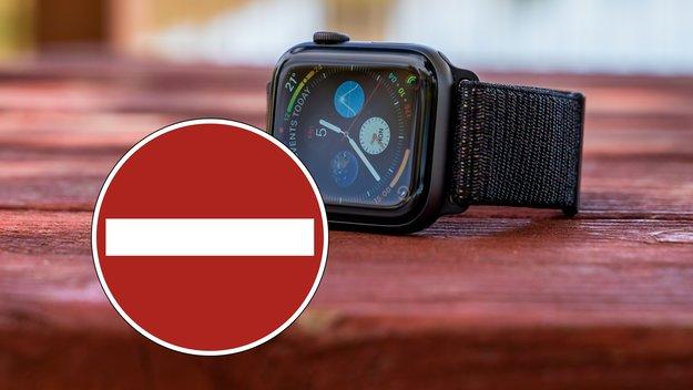 Apple Watch Series 4: Teuerste Smartwatch-Variante nicht für jedermann zu kaufen