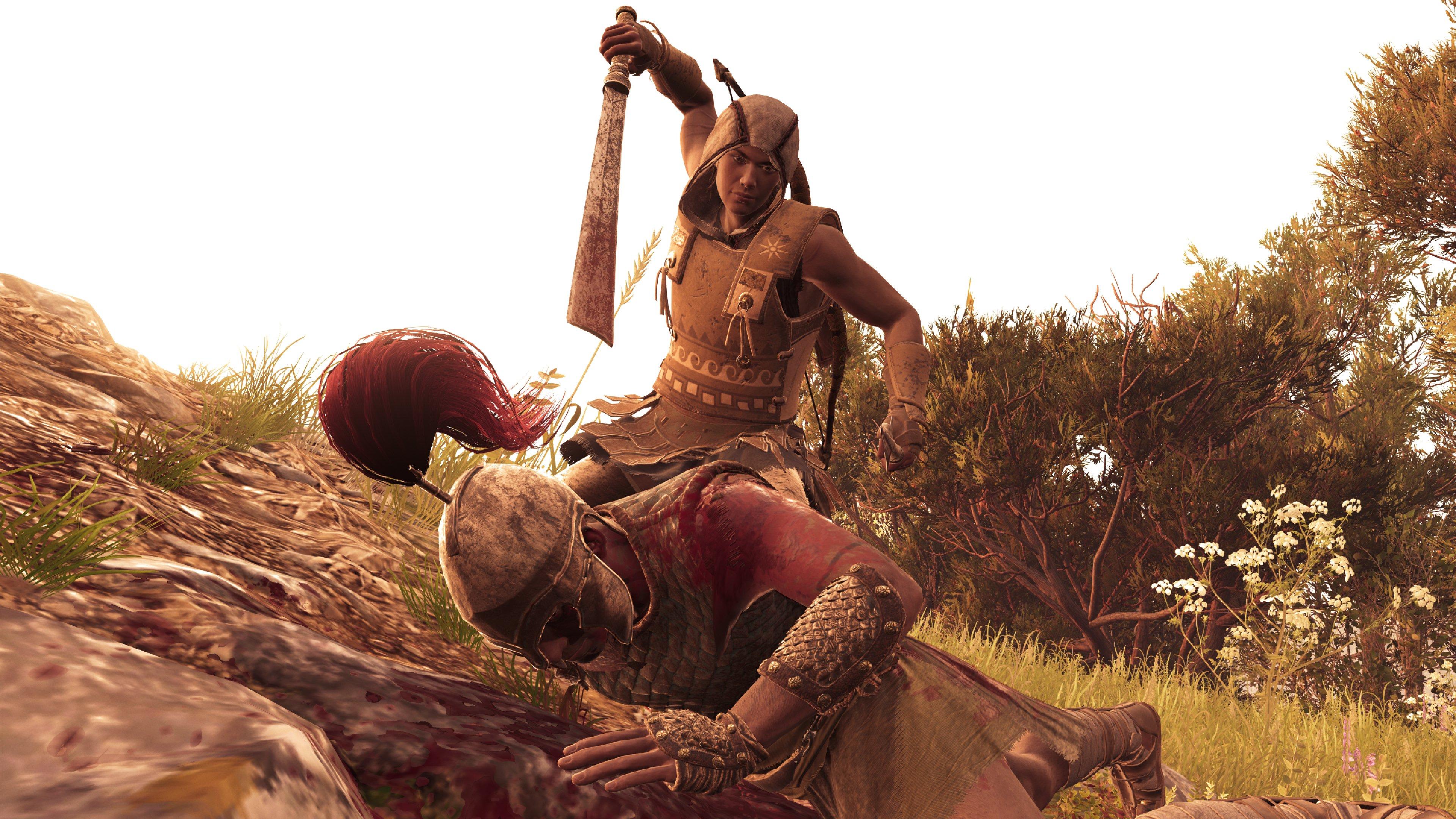 assassins creed odyssey tiere zähmen