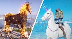 Assassin's Creed Odyssey: Einhorn, Höllenpferd und alle anderen Pferdeskins freischalten