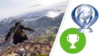 Assassin's Creed Odyssey: Alle Trophäen und Erfolge - Leitfaden für 100%