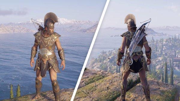 Assassin's Creed Odyssey: Legendäre Rüstungen - Fundorte