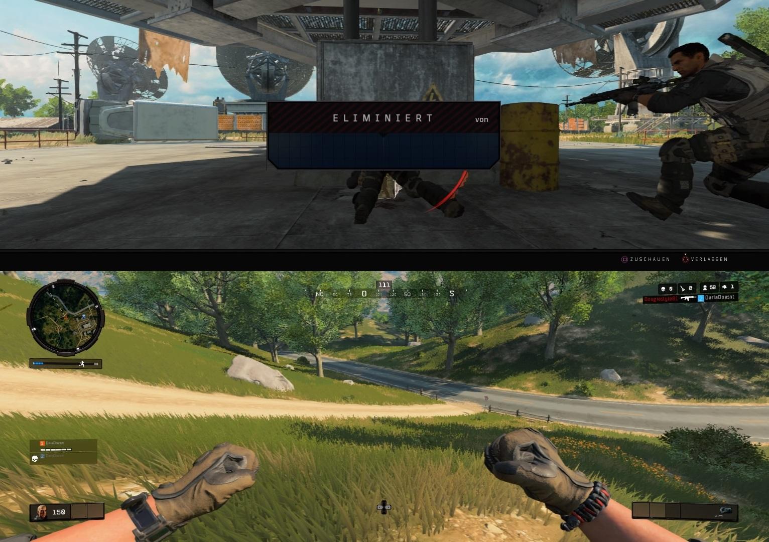 CoD Black Ops 4 im Splitscreen spielen - so gehts auf PS4