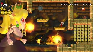 Bowsette wird zum Endboss in New Super Mario Bros.