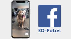 Facebook: 3D-Fotos erstellen – so geht's